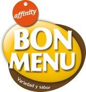 Alimentos Affinity Bon Menu