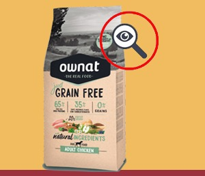Ownat Grain Free Adult Chicken Opinión