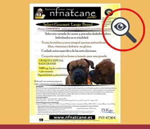 NfNatcane Large Breed